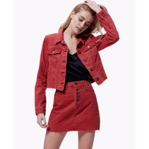 PAIGE -- Vivienne Jacket, Vintage Desert Bloom, S